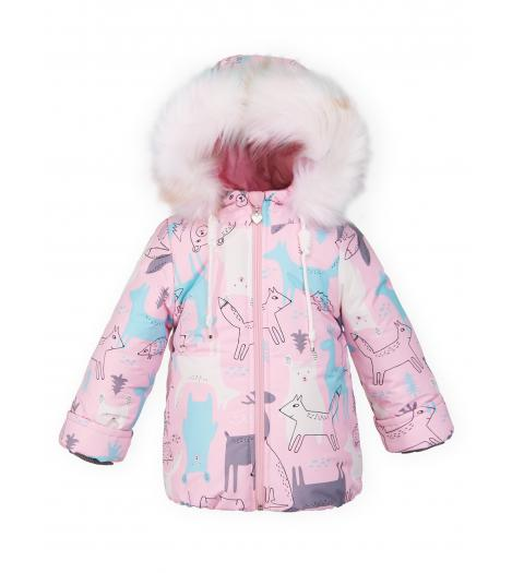Куртка для девочки ПЗ-4211