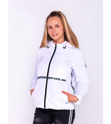 Куртка для девочки ПД-3789А